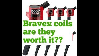 Download Bravex Coils review Coil over Plug COP are they worth it? Video