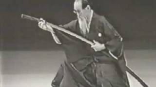 Download Sugino Sensei 10th Dan Master of Katori Shinto Ryu.flv Video