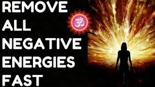 Download REMOVE NEGATIVE ENERGIES FAST : IMPROVE AURA : MAHA-MOOLA MANTRA : 100% PERCENT EFFECTIVE Video