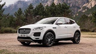 Download Jaguar E-PACE | Corsica Crossover Video
