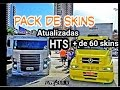 Download Pack de skins MB 1620 (ATUALIZADO) Heavy Truck Simulator +60 skins || HTS #19 Meta: 40 LIKES Video