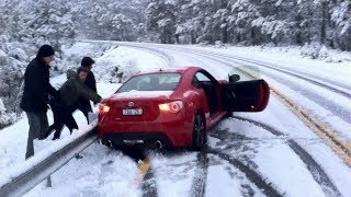 Download WINTER CAR crash - Snow FAILS compilation ❄ Video