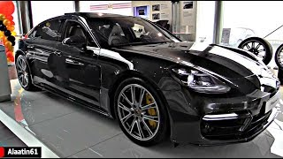 Download The 2019 Porsche Panamera Turbo S FULL Review Interior Exterior Infotainment Video