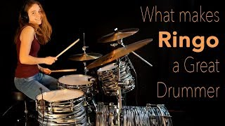 Download What makes Ringo a Great Drummer - Tribute by Sina Video