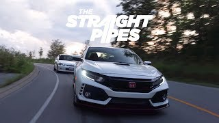 Download Here's What to Expect Daily Driving a 2017 Civic Type R Video