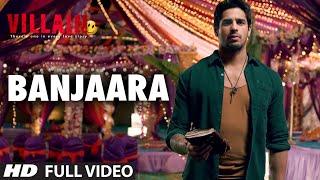 Download Banjaara Full Video Song | Ek Villain | Shraddha Kapoor, Siddharth Malhotra Video