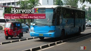 Download Trains vs. Buses: The Rise of Bus Rapid Transit Video