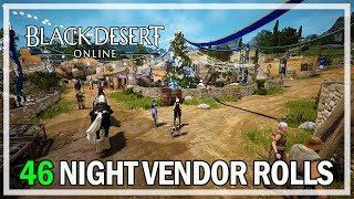 Download Black Desert Online 46 Night Vendor Rolls for Boss Armor - Episode 2 Video