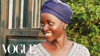 Download Lupita Nyong'o Visits Her Family Home and Farm in Kenya | Vogue Video