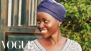 Download Lupita Nyong'o Makes Ugali on Her Family Farm in Kenya | Vogue Video
