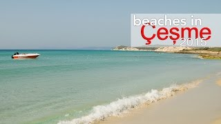 Download BEACHES & CITY of CESME Izmir 2015 - Rated different beach clubs Video