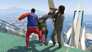 Download GTA 5 Ragdolls & Funny Moments Compilation vol.25 [Euphoria Physics] Video