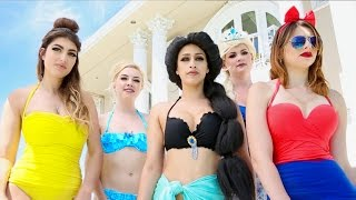 Download Disney Princess Pool Party Video