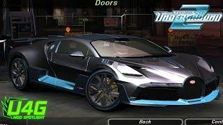 Download Bugatti Divo Need For Speed Underground 2 Mod Spotlight U4G Video