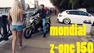 Download Mondial 150 Z-ONE incelemesi Video