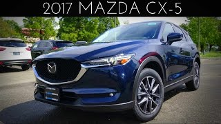 Download 2017 Mazda CX-5 Grand Touring 2.5 L 4-Cylinder Review Video