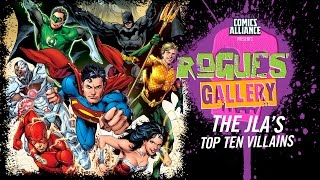 Download 10 Greatest Justice League Villains - Rogues' Gallery Video