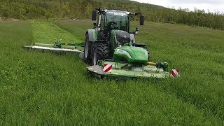 Download Norwegian Silage | Fendt | McHale | Proglide | Fusion John Deere| McHale & Lely Video