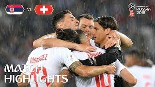 Download Serbia v Switzerland - 2018 FIFA World Cup Russia™ - Match 26 Video