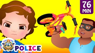 Download ChuChu TV Police Save The Bicycles of the Kids from Bad Guys | ChuChu TV Surprise Kids Videos Video