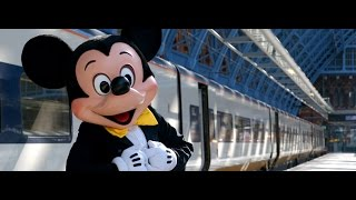 Download Mickey Mouse Train Disneyland Resort Line Hong Kong Video
