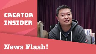 Download Creator Studio Mobile App, Monetization Classifier, and more - Newsflash 8! Video