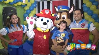 Download Show infantil Patrulla Canina, fantástico y educativo Video