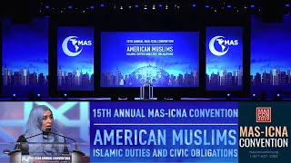 Download Yasmin Mogahed | Don't Be Sad, Allah is With Us | 15th MAS ICNA Convention Video
