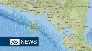Download Magnitude 7.2 earthquake triggers tsunami warning in Nicaragua - DIBC News Video