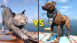 Download Fallout 4 - 250 CATS vs 250 DOGS - Battles #18 Video