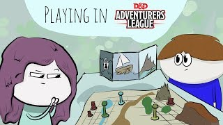 Download I tried out playing in D&D Adventurers League for the first time Video
