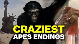 Download Craziest Planet of the Apes Twist Endings Video
