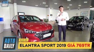 Download Đánh giá nhanh Hyundai Elantra Sport 2019 GIÁ 769 TRIỆU: Vượt trội các đối thủ? Video