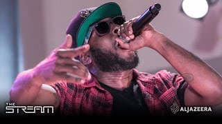 Download The Stream - Talib Kweli in The Stream Video