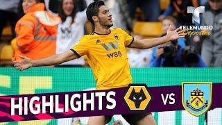 Download Wolverhampton vs. Burnley: 1-0 Goals & Highlights | Premier League | Telemundo Deportes Video