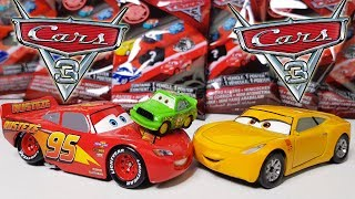 Download Disney Cars 3 Toys Mini Chick Hicks gets a Big Mini Racers blind bag Surprise Video