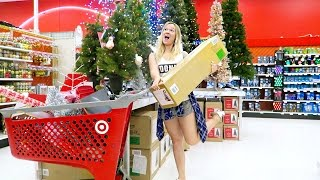 Download CHRISTMAS SHOPPING AT TARGET!!! Video