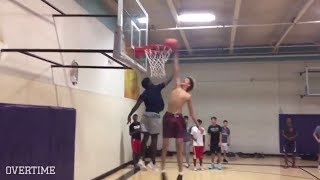 Download LaMelo Ball LIVES IN THE GYM! Nasty Dunks & SQUAD TOO FUNNY! Video