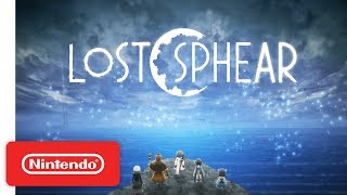 Download LOST SPHEAR Gameplay Trailer - Welcome to the World of LOST SPHEAR - Nintendo Switch Video