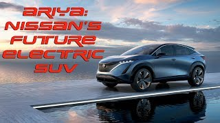 Download Meet The Nissan Ariya Concept. Is This What Nissan's Next Electric Car Will Look Like? Video
