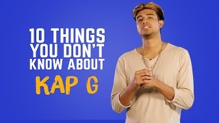 Download Kap G - 10 Things You Don't Know Video