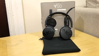Download AKG Y50 Headphone Review Video