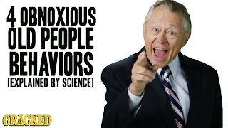 Download 4 Obnoxious Old People Behaviors (Explained By Science) Video
