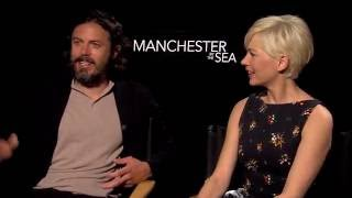 Download MANCHESTER BY THE SEA: Backstage with Casey Affleck & Michelle Williams Video
