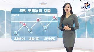 Download [날씨정보] 12월 13일 17시 발표 내일 대체로 맑음 Video