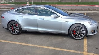 Download Shouldn't have done this to her Tesla. Video