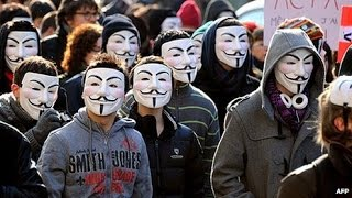 Download Anonymous - How to join Anonymous Video