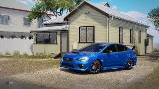 Download Forza Horizon 3| [500+hp] 2015 SUBARU WRX STI Video