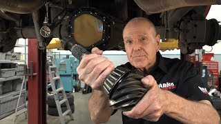 Download What's going on behind your flat-back diff cover? Video