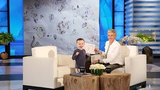 Download Ellen Meets a 5-Year-Old Geography Expert Video